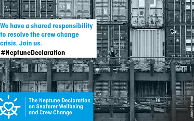 Grieg Maritime Group signs declaration on Seafarer Wellbeing and Crew Change